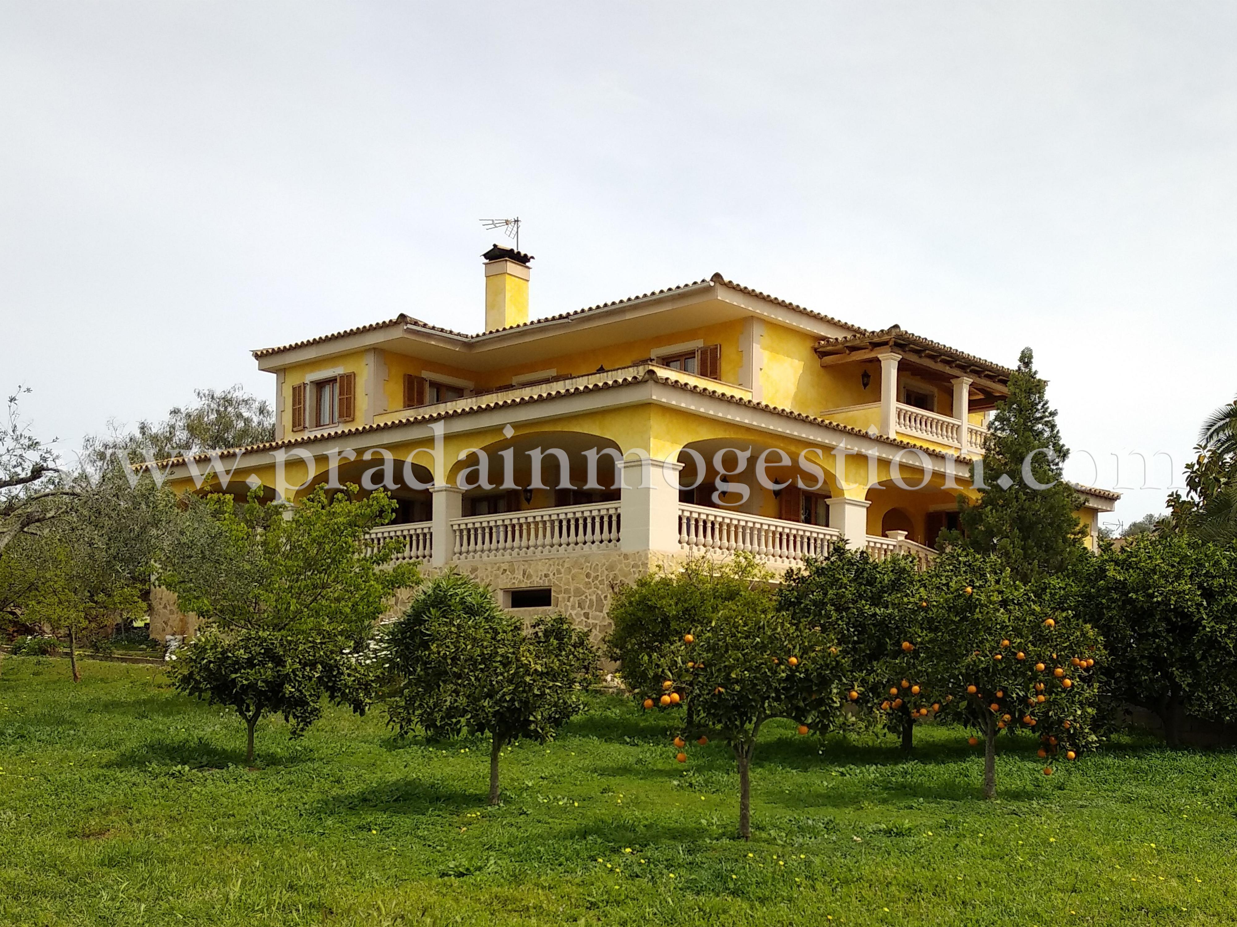 Villa en Marratxí
